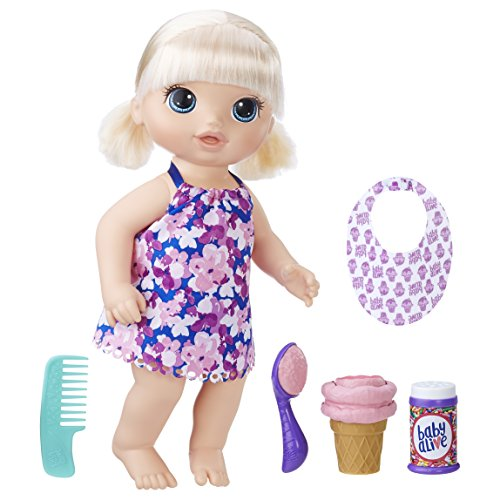 Hasbro Baby Alive C1090EU4 - Zaubereis Baby, Puppe (Puppe Baby Alive Hasbro)