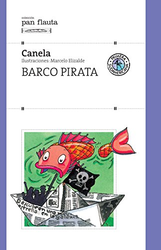 El barco pirata por Canela
