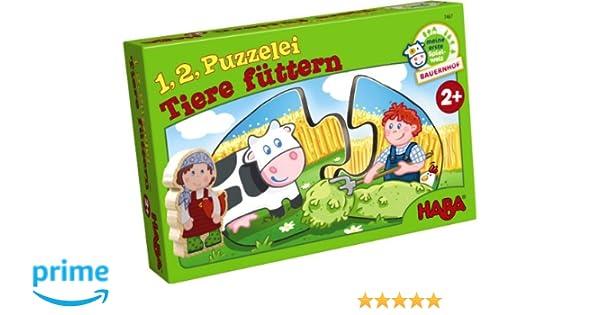 Puzzelei 1 Tierkinder Spiel Deutsch 2013 2