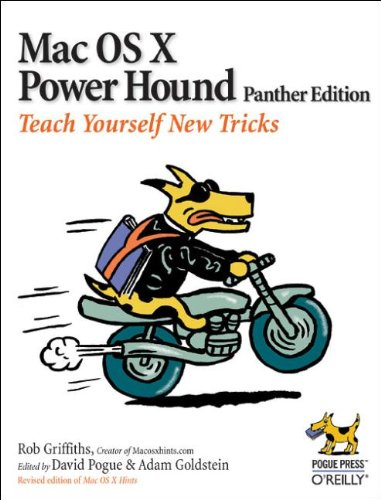 Mac OS X Power Hound (Hors Coll Us) -