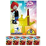 #4: Toy King 500 Pcs Water Ballons & 8 Sec water balloon Filler and Tier For Holi