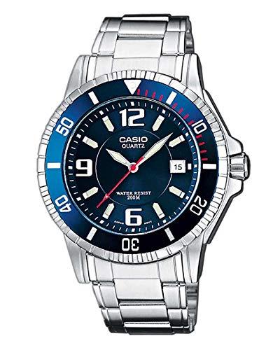 Casio Collection Herren-Armbanduhr MTD1053D2AVES