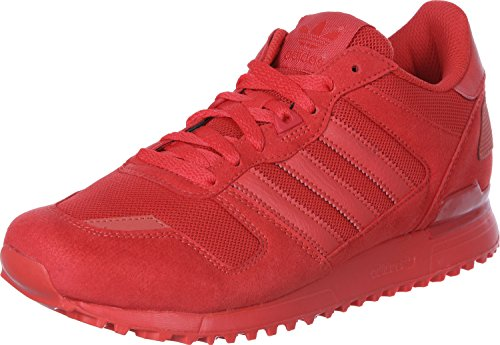 adidas Originals Herren Zx 700 Low-Top Rot