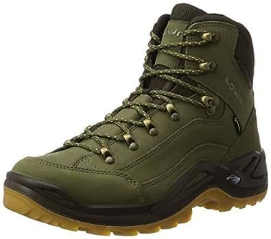 Lowa Men's Renegade GTX M Hiking Boots Brown (Forest/Dunkelbraun 7193) 7 UK 41 EU