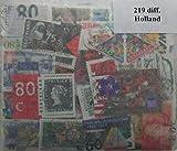 219Holland Briefmarken in Paket (ww015a)