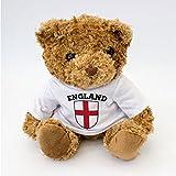 NEU - ENGLAND FLAGGE – Braun Teddybär – Niedlich Weich Kuschelig – Geschenk Englisch