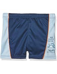 Fashy Badewindel Shorts S (62-68) blau, Streifen