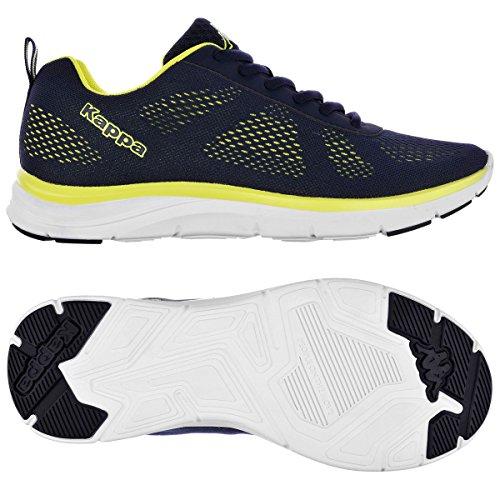 Sport Shoes - Kappa4training Cambus 2 BLUE NAVY-YELLOW