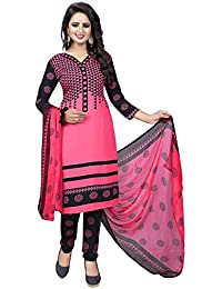 Dress Material (New Dress Material New Collection Salwar Suit Low Price Dress Material Printed Pink Dress Material...