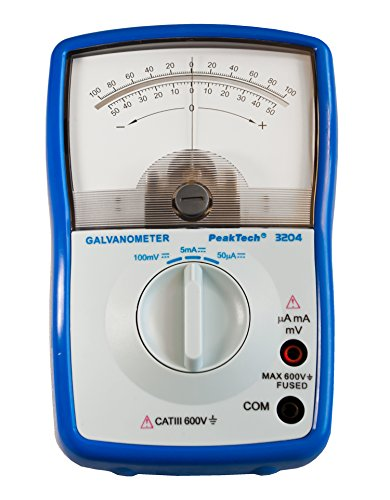 PeakTech Analog Multimeter 3204