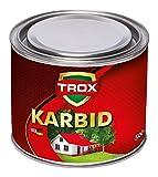 TROX Calciumcarbid 0,5 Kg Karbid als Granulat.Feste Steine. 10-30 mm Körnung. Lange laufen und bewährt. (0,5 KG)