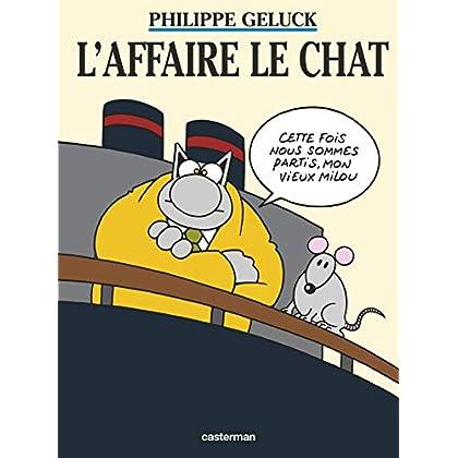 Le Chat, tome 11 : L'Affaire le chat