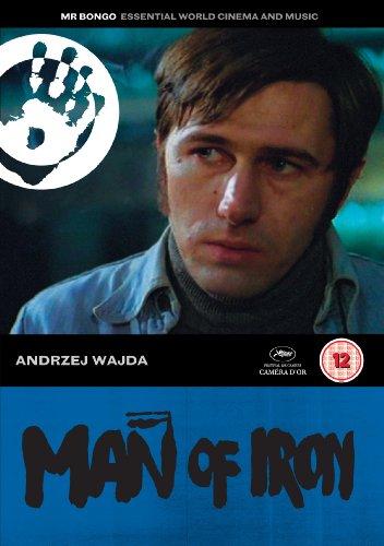 Image of Man of Iron - (Mr Bongo Films) (1981) [DVD]