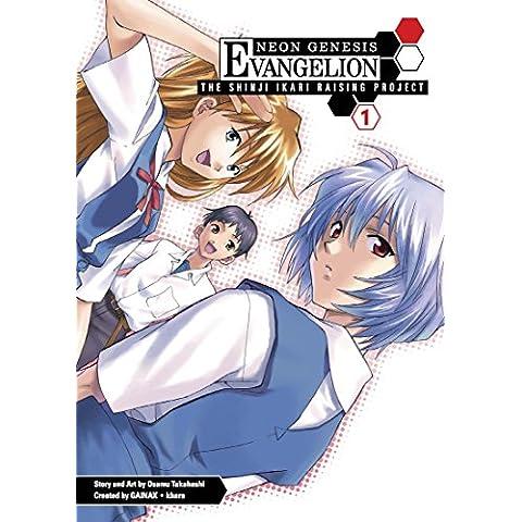 Neon Genesis Evangelion: Shinji Ikari Raising Project Volume