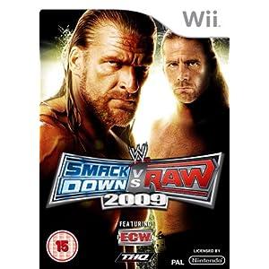 WWE Smackdown vs. Raw 2009 (Wii)