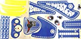 BIG Bobby Car Stickers Aufkleberset Police Polizei Politie