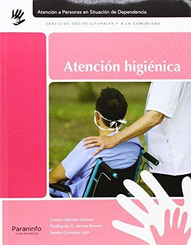 Atención higiénica por PURIFICACION DOLORES ARRIAZA ROMERO