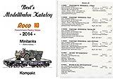Best`s Modellauto Katalog Roco Herpa Peetzy Fleischmann H0 Minitanks 2014 kompakt: Kompaktausgabe DIN A6, Taschenformat, nach Artikelnummer soertiert,