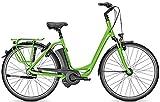 E-Bike Kalkhoff AGATTU IMPULSE 8 HS Wave 8-G 14,5Ah 28' grün, Rahmenhöhen:60, Farben:bluem