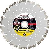 DRONCO Diamanttrennscheibe Superior U4 speed 115-350mm Scheiben-Abmessungen 300x3,0x25,4