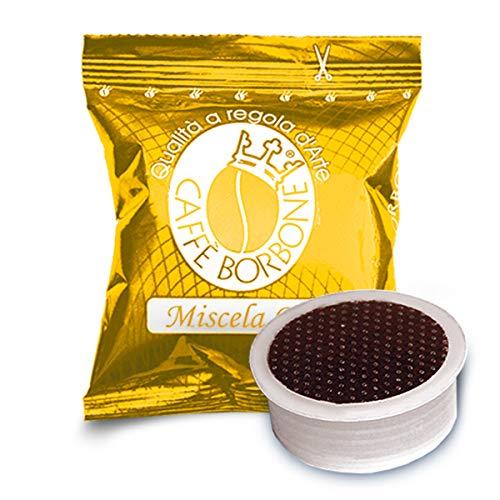 Caffè Borbone Capsula Miscela Oro – Confezione da 100 pezzi Capsule – Compatibile Lavazza Espresso Point
