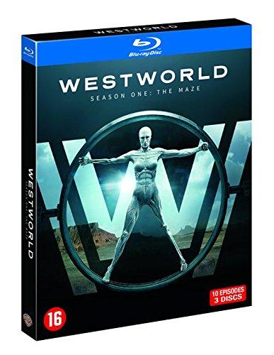 Westworld - Saison 1 : Le Labyrinthe - Version longue non censurée (618 min)