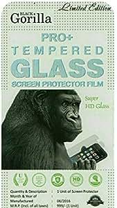 BLACK GORILLA PRO+ TEMPERED GLASS FOR MICROMAX CANVAS HD A116