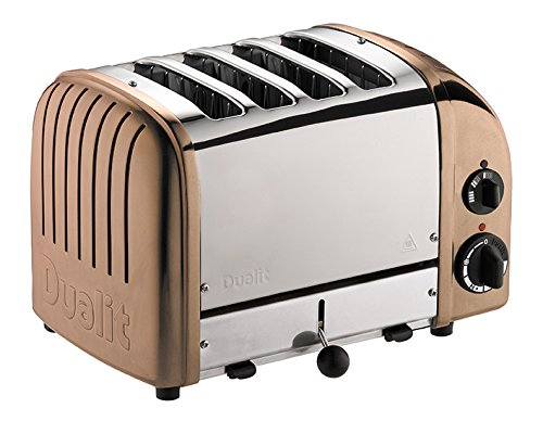 Dualit 4-Slot Classic Toaster