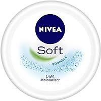 NIVEA Soft, Light Moisturising Cream, 300ml