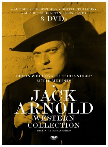 Jack Arnold Western Collection [3 DVDs]