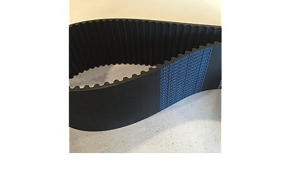 Rubber D/&D PowerDrive 60-S4.5M-360 Timing Belt 360 mL Length S4.5M