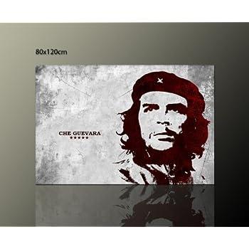 Amazon.de: TOP KULTBILD Wandbild auf echter Leinwand