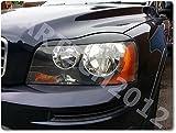Volvo XC90Scheinwerfer Augenbrauen Spoiler ABS Kunststoff