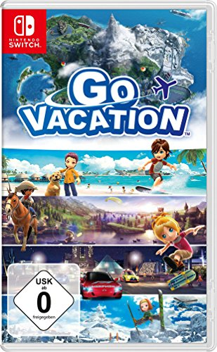 Neue Tier-one-designs (Go Vacation - [Nintendo Switch])