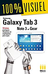 100%VISUEL£SAMSUNG GALAXY TAB 3 NOTE 3 GEAR