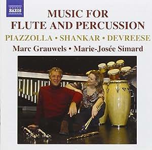 musique pour flute et percussions