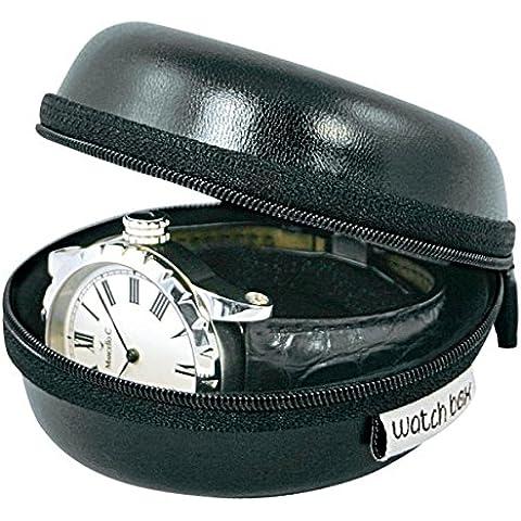 Astuccio porta orologi da viaggio WATCH BOX TONDO