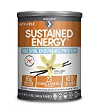 Sustained Energy, Vanilla Bean 12 oz by Designer Whey