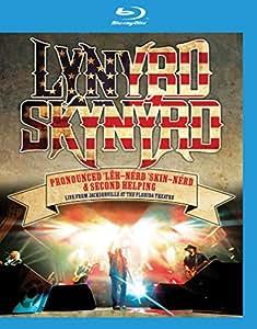 Pronouced Leh-Nerd Skin-Nerd & Second Helping Live [Blu-ray] [Import anglais]