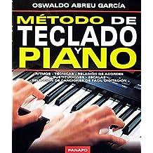 MÉTODO DE TECLADO Y PIANO