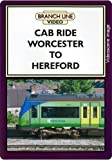 Cab Ride: Worcester to Hereford - Railway DVD