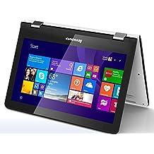 It3 Anti-brillos (lote de 2 x) Protector de pantalla para 29,46 cm Lenovo Yoga 300 pc Convertible (27,94 cm)