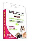 BIOSPOTIX Collier Répulsif pour Chien Grand Taille XL