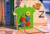 Best Juegos preescolares - Arulinmz Actividades de Aprendizaje de Juguetes preescolare Rompecabezas Review