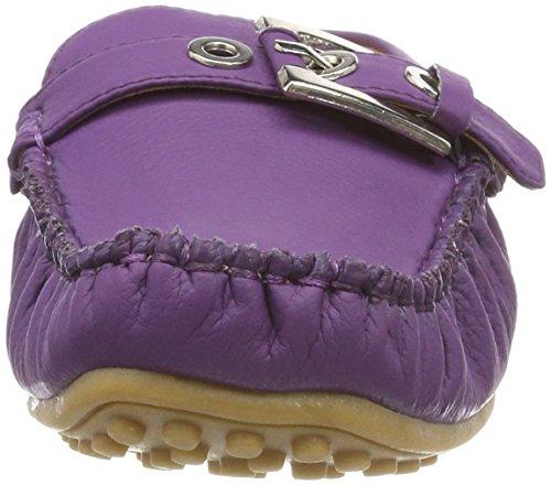 Andrea Conti Damen 0267085 Clogs Violett (lila)