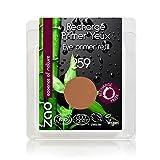 ZAO REFILL Eyeshadow Primer 259 Nachfüller Lidschatten Cream Base creme-matt beige natur (bio, vegan) 111259