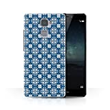 Stuff4 Hülle / Case für Huawei Mate S / Dekorative