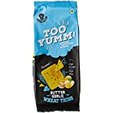 Too Yumm Wheat Thins Bundle, Butter Garlic - Pack of 3
