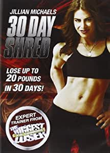Jillian Michaels - 30 Day Shred [Import anglais]