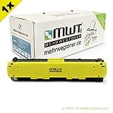 Mehrwegtoner für Canon 731 I-Sensys LBP 7100 7110 MF624Cw MF628Cw MF623Cn MF8230 8280 Cw Cn Yellow XXL